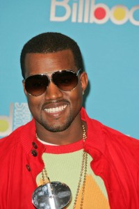 Kanye West at the 2004 Billboard Music Awards - Press Room, MGM Grand Garden Arena, Las Vegas, NV 12-08-04