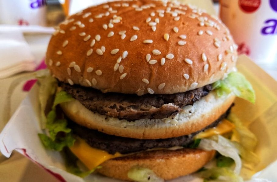 You May Think Twice About Eating At These Burger Chains U92